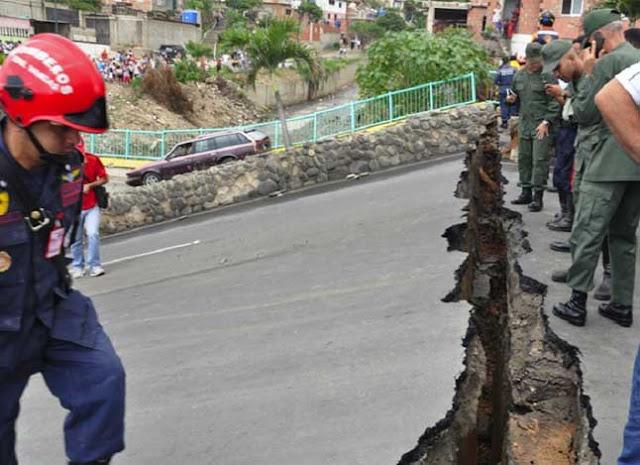 Si el terremoto hubiera sido en Venezuela esto es lo que hubiera pasado
