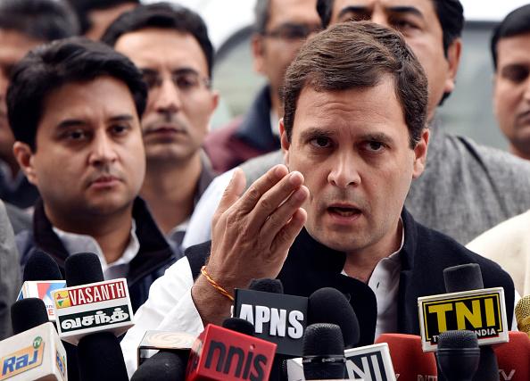 धन का खुलकर इस्तेमाल कर सरकारों को गिराना BJP का नया मॉडल: राहुल