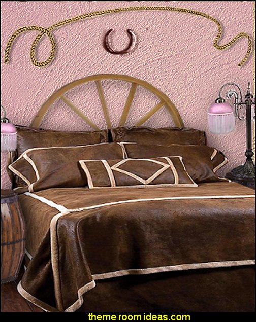 cowgirl bedroom decorating cowgir wall decorations cowgirl bedding