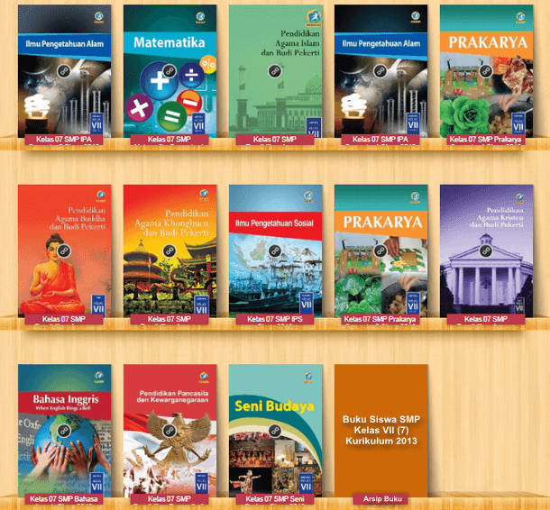 Buku Siswa SMP Kelas VII (7) Kurikulum 2013