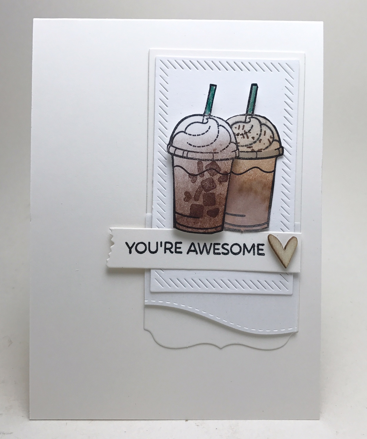 You Re Awesome: Homemade Cards By Erin: You're Awesome