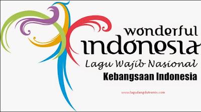 Kumpulan Lagu Wajib Nasional Indonesia