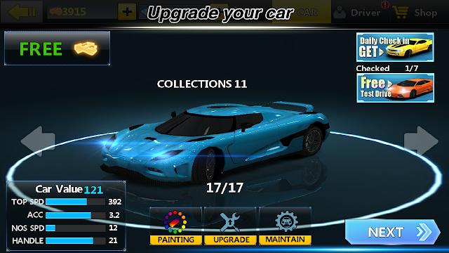 4754d547b تحميل لعبة سباق السيارات في المدينه سيتي ريسنج City Racing كامله
