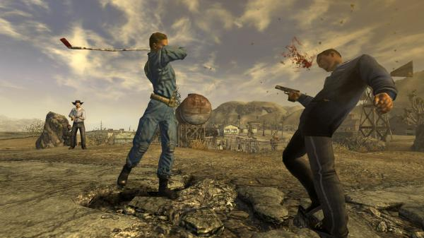 Fallout New Vegas PC Full Version Screenshot 1
