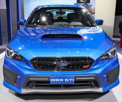 2020 Subaru STI Concept