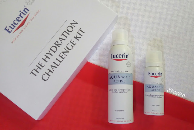 Eucerin Aquaporin Face Mist Spray Review