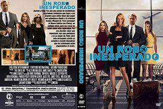 The Con Is On - Un Robo Inesperado - Cover DVD