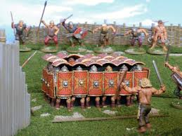 donna rita - crônicas saxônicas - cornwell - parede de escudos