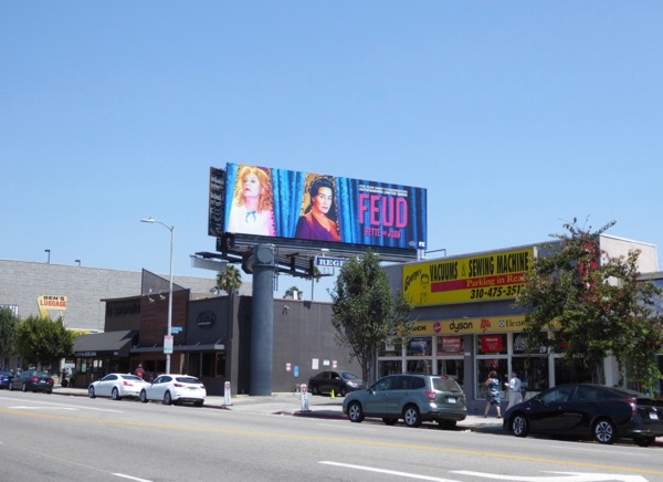 Feud 2017 Emmy nominations billboard