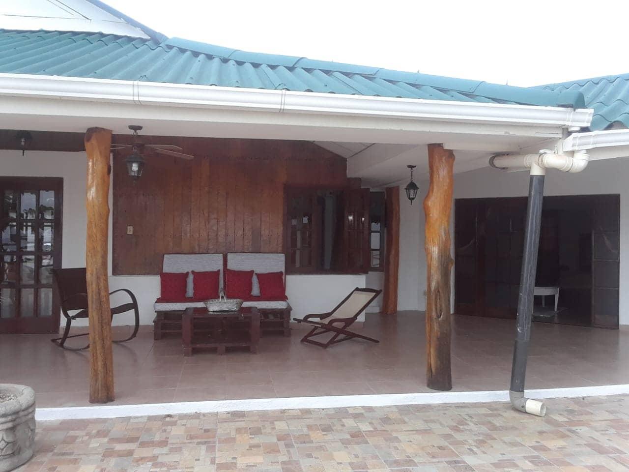 Alquiler casa de playa en huhuete carazo alquiler de for Alquiler de casa con piscina en sevilla fin de semana