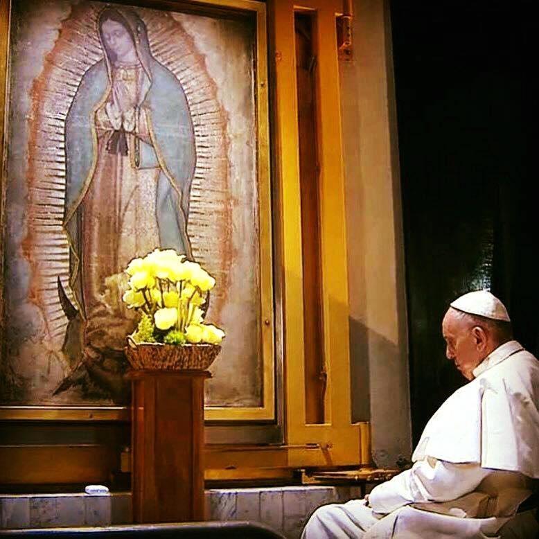 Papa Francisco, segundo día: Palacio Nacional, Catedral y Basílica -  Libertad de Expresión Yucatán (LEY)