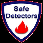 safe detectors battery subscription