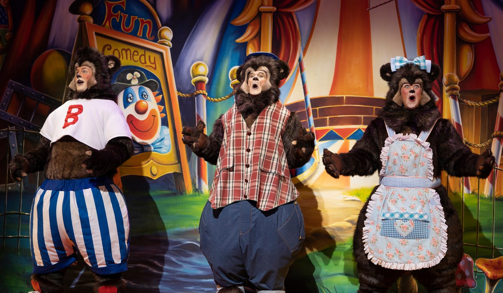 Review & Top Tips | Theatre Royal Newcastle Panto 2018  - The Three Bears