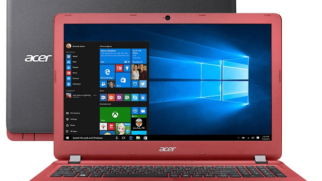 front view of Acer Aspire ES 15