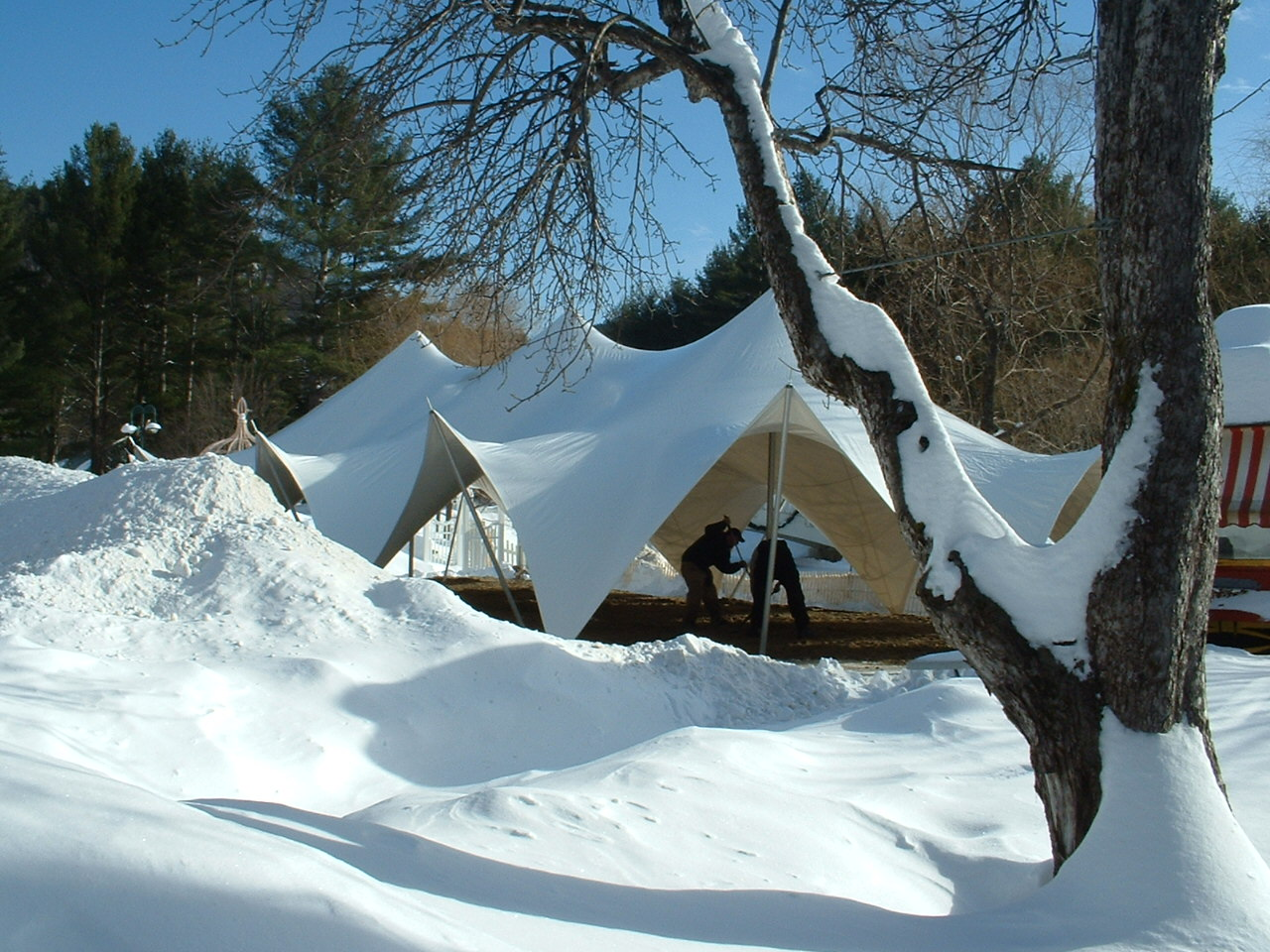 Armbruster Manufacturing Co Snow Rated Tensiontents