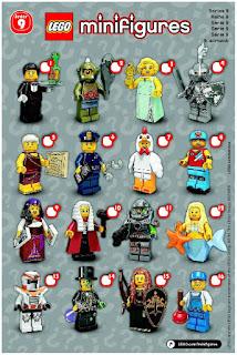 Lego series 9