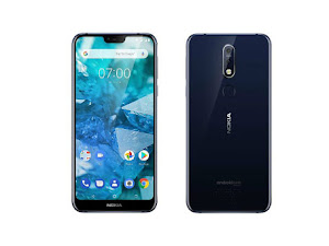 Nokia 7.1 With Android One And HDR Display Launched
