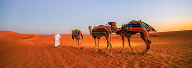 An Arabic Themed Trip To Desert Safari