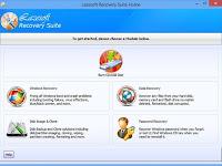 Lazesoft Recovery Suite Home, Aplikasi untuk Atasi Masalah Recovery yang Super Komplit