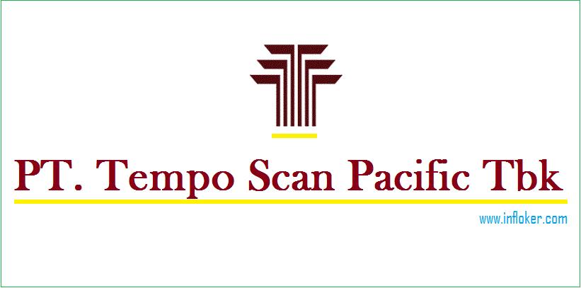 PT. Tempo Scan Pasific Membuka Lowongan Terbaru Via EMAIL { Cikarang }