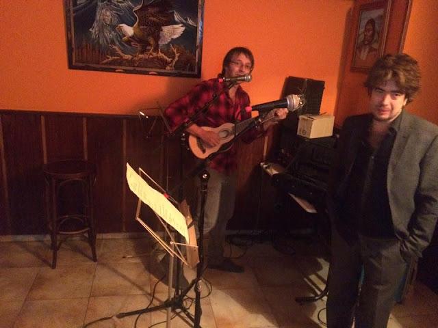 Daniel Mata y José María Gómez Valero