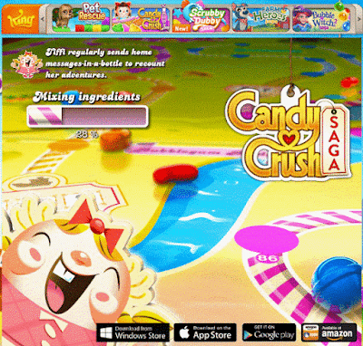 game online facebook terseru candy crush saga