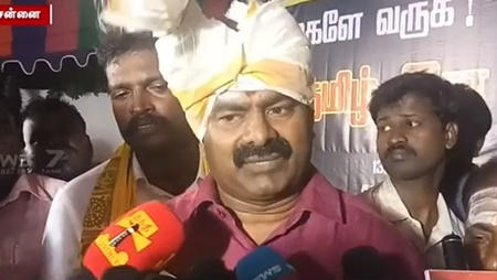 Seeman interview at Pongal 2018 event
