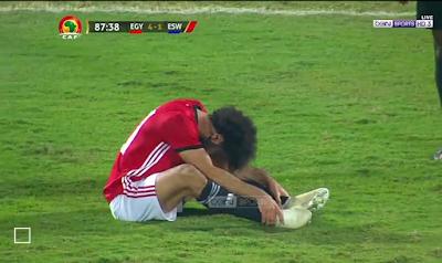 فيديو : تعرف على آخر أخبار إصابة محمد صلاح