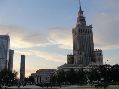 Palacio de Stalin, Ministerio de Cultura