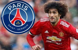 PSG tertarik menggunakan jasa Marouane Fellaini