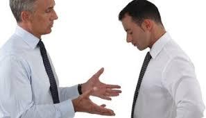 relacionamento com chefe