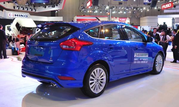 Những đánh giá Ford Focus 2016 khách quan và có sức nặng nhất 2