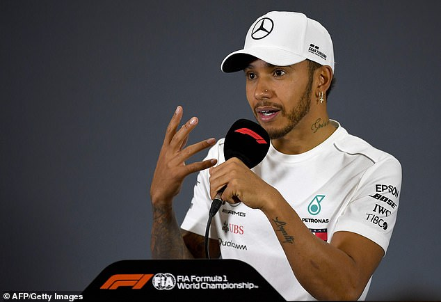 F1: Lewis Hamilton And Other Stars To Have Police Escorts At Brazilian Grand Prix