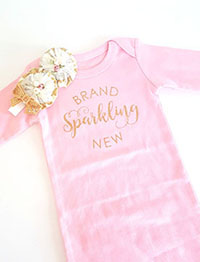 This baby shower gift guide is chalk full of amazing gift ideas for a new mama and her tiny little baby! From the perfect customized items to the most useful gadgets on the market, you'll find a little bit of everything!
