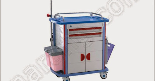 Make  NET your first choice for Medicine Trolleys!