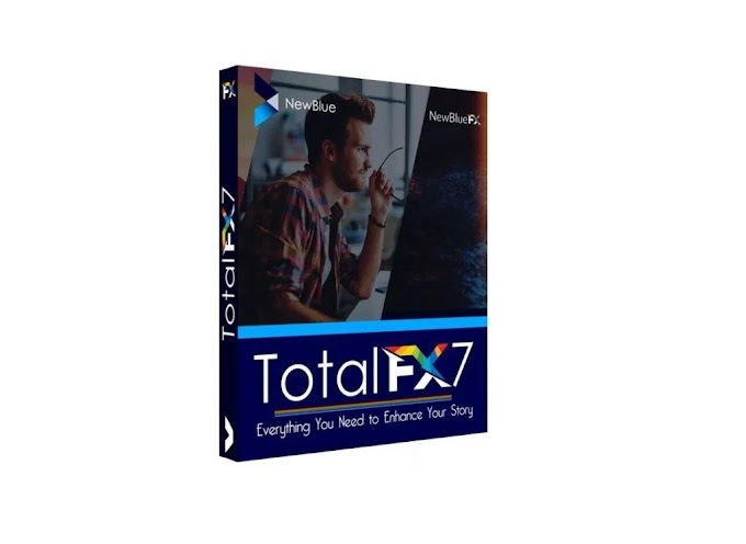 NewBlueFX TotalFX 7.2.200716 (x64) for Adobe[Free][Software]
