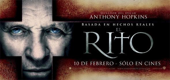 El Rito / Foto Promocional del film.
