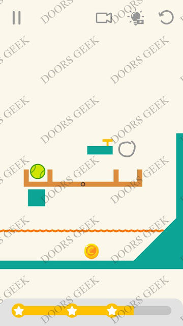 Draw Lines Level 79 Solution, Cheats, Walkthrough 3 Stars for Android and iOS