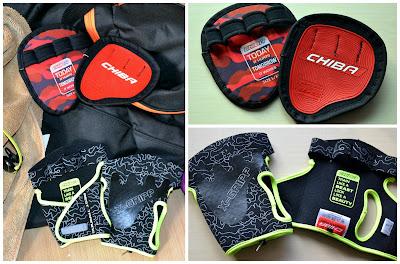 Motivation Grippads und Lady Motivation Gloves - Chiba im Test
