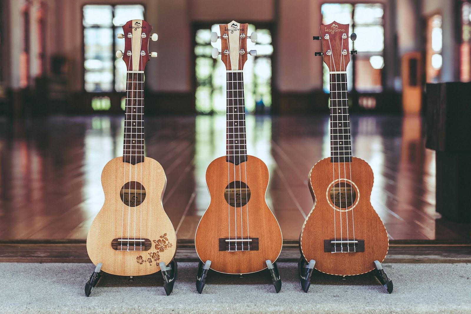 烏克麗麗三指法練習 ukulele picking practice - 小山烏克麗麗專門店
