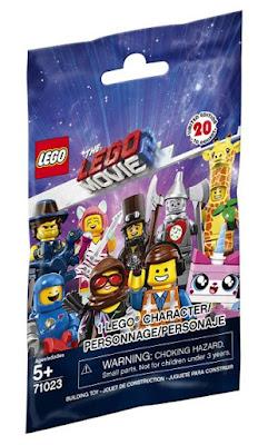 Лего в пакетиках