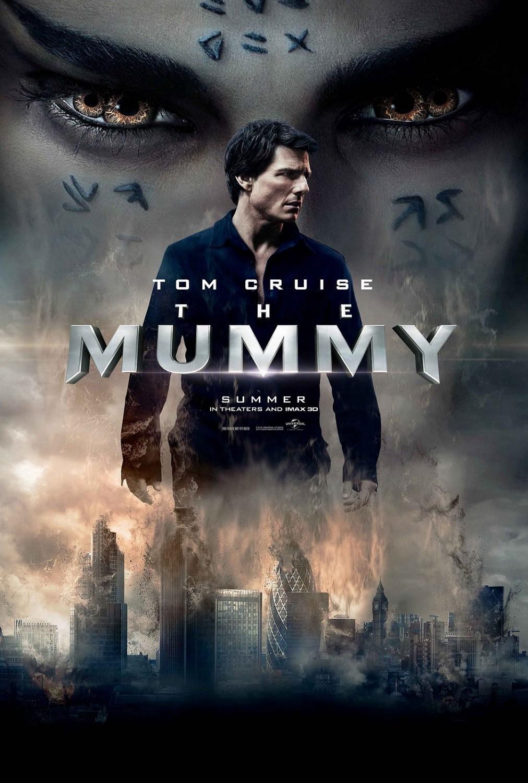 The Mummy 2017 Hindi Dual Audio Bluray 720p Dual Audio