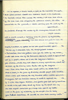 Lattimore's notebook page displaying Book 17 line 101