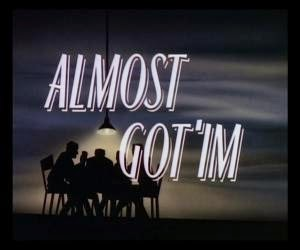 """Almost Got 'Im"" from Batman: The Animated Series"
