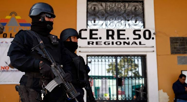 Rescatados dos españoles que habían sido secuestrados en el estado mexicano de Puebla