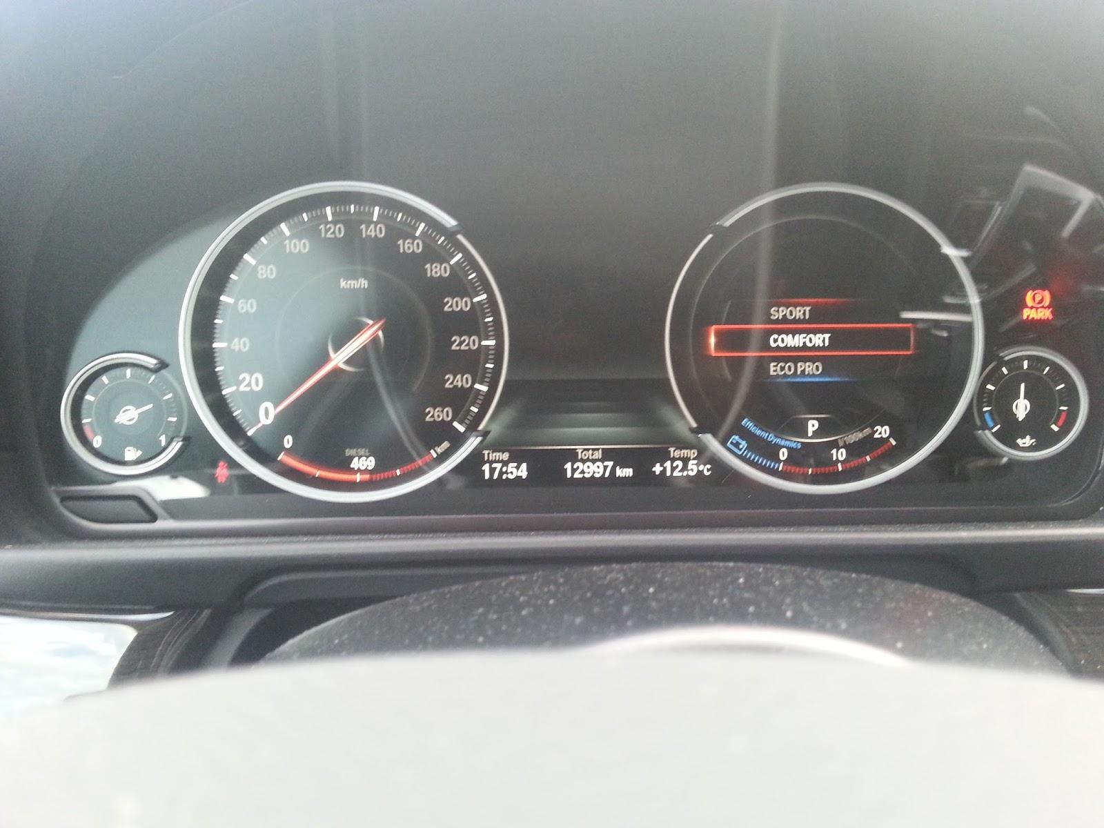 pinakas Πόσο εύκολα παντιάζει η νέα BMW Σειρά 5;