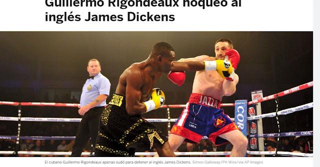 Guillermo Rigondeaux mandó mensaje a los falsos campeones del boxeo