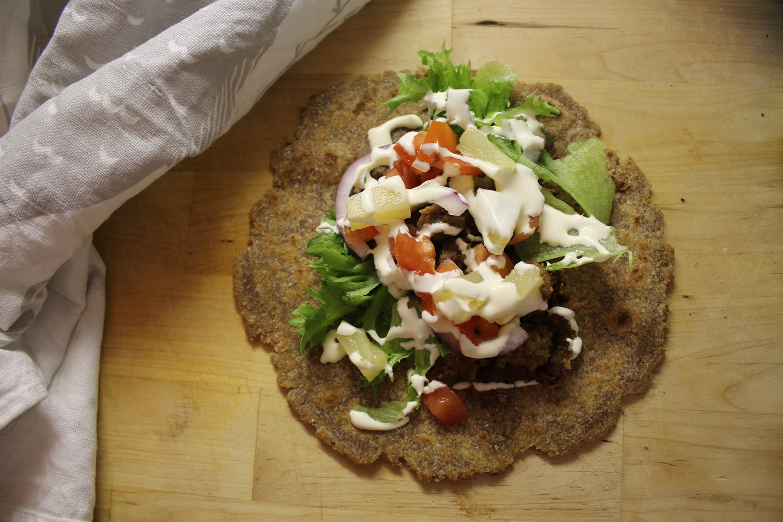 Nyhtökaura Tortillat