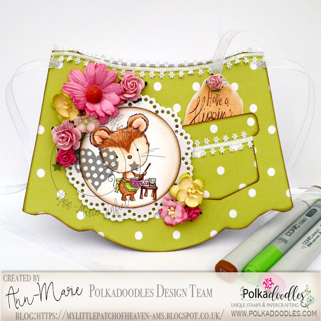 Wk 8 - Polkadoodles Challenge ~ Anything Goes