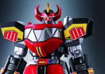 Power Rangers SPD Megazord Firestorm